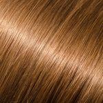 """18"""" Kera-Link Straight # 10 (Medium Ash) Donna Bella Hair Extensions"""