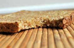 Receita de pão germinado sem lactose e glúten