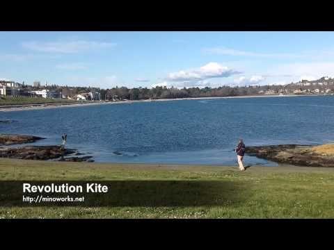 Revolution Kite - YouTube