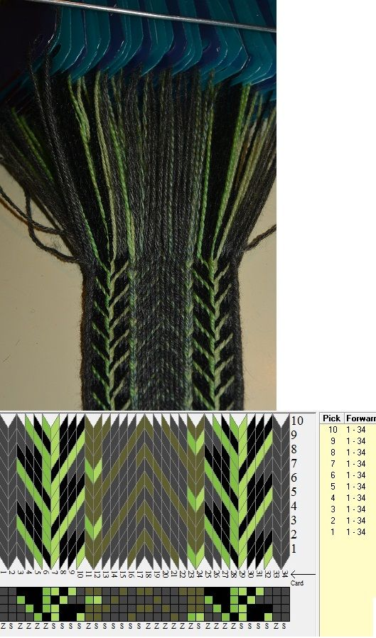sed_130 design - Muy difícil tejer con fibra (cashmilon), se apelmazan los hilos. La técnica de bordes tubulares (tubular selvedges) queda muy prolija y es muy sencilla༺❁ .