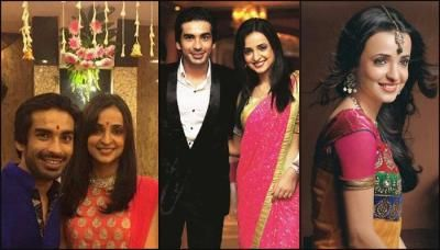 'Miley Jab Hum Tum' Stars Sanaya Irani And Mohit Sehgal Engaged