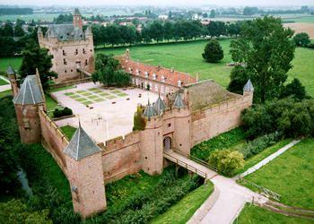 Kasteel Doornenburg - Een middeleeuws kasteel in het rivierengebied