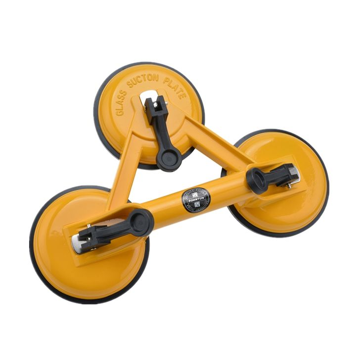 26.98$  Buy here - http://ali15l.shopchina.info/go.php?t=32645353467 - 3-disc Glass Sucker 3-disk Glass Suction Cup Glass Pick-up Sucker Level Vertical Suction Tool for Glass Marble Car Housing Stone 26.98$ #aliexpressideas