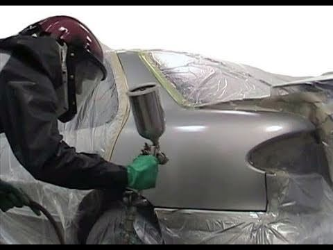 diy auto body repair and paint
