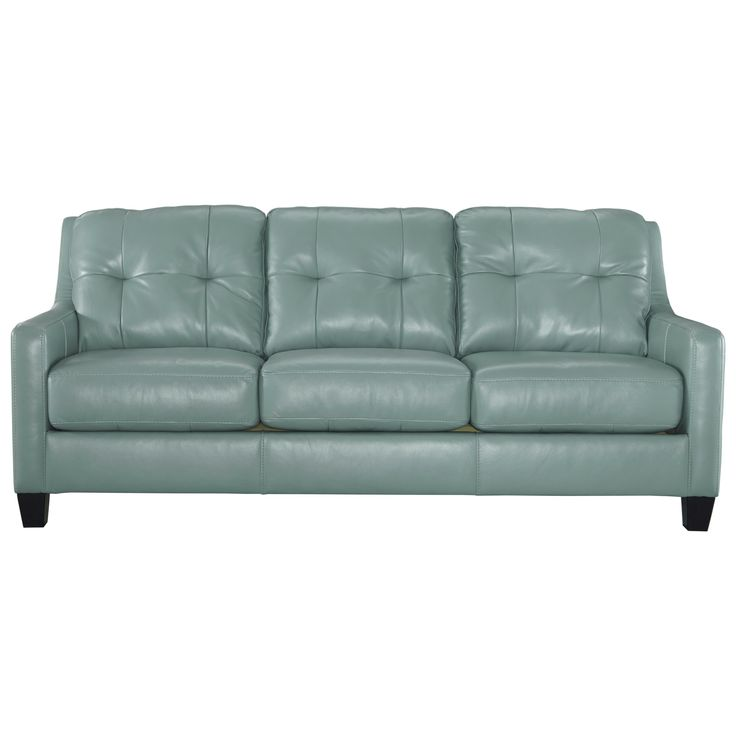 Leather Sofa Simmons Upholstery Brown Leather Zepher Queen Sleeper Sofa Now if only it was a recliner