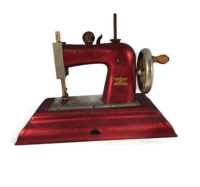 Швейная машинка картинки ретро