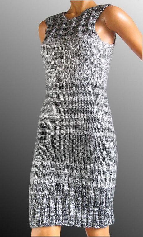 Robe tricot femme                                                                                                                                                                                 Plus