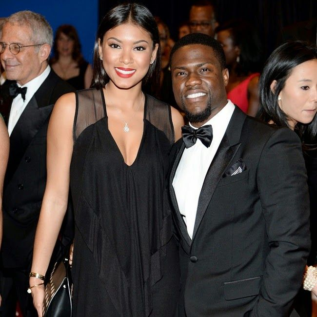 Kevin Hart Defends Girlfriend Eniko Against Ex-Wife Torrei -- Why a Man Who Loves You Will Do This!