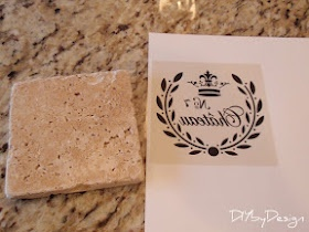 Superior DIY By Design: Tumbled Marble Coasters Tutorial Awesome Ideas