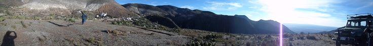 un lugar especial en Real del Catorce San Luis Potosi Mexico