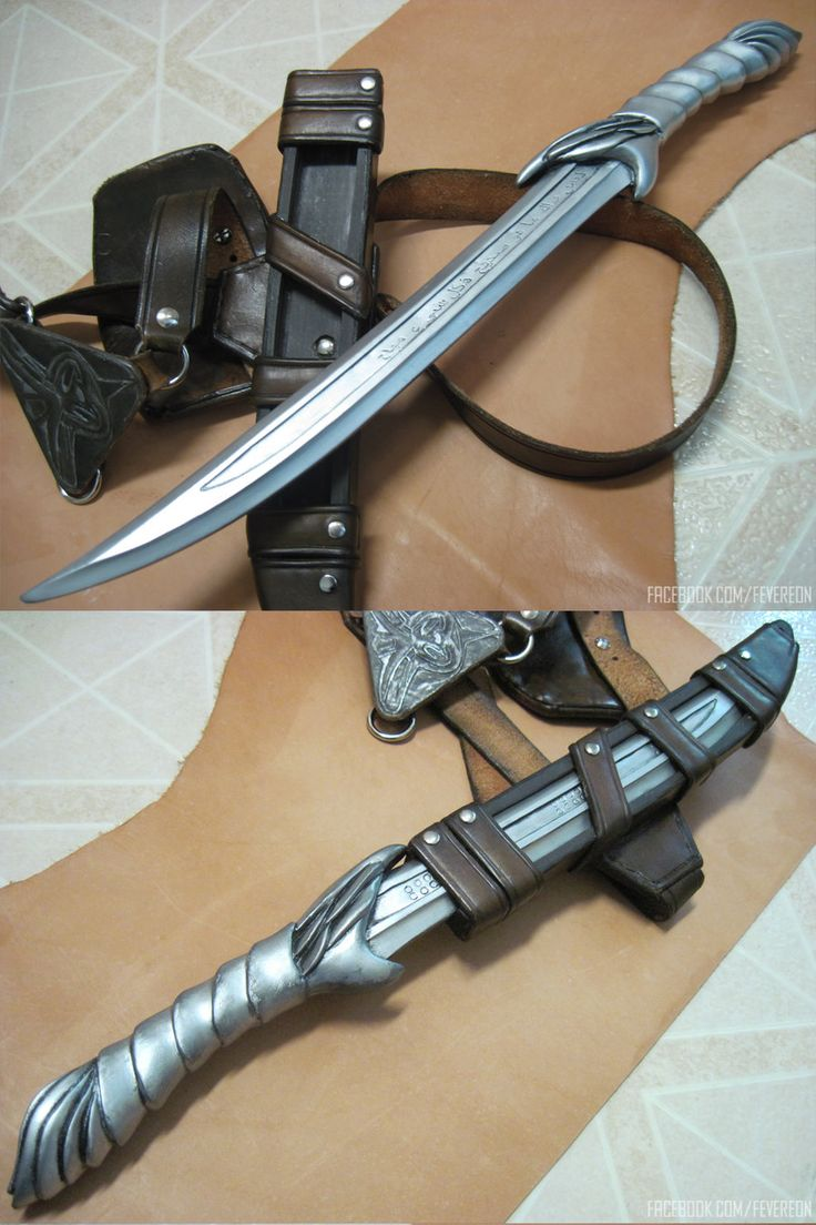 AC1- Altair's Short knife by =fevereon