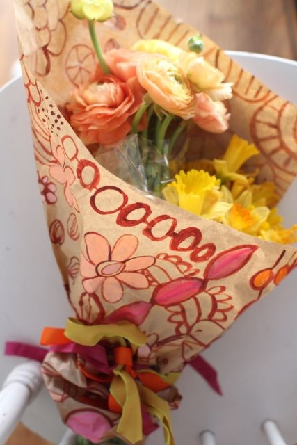 23 Best Images About Flower Packaging On Pinterest