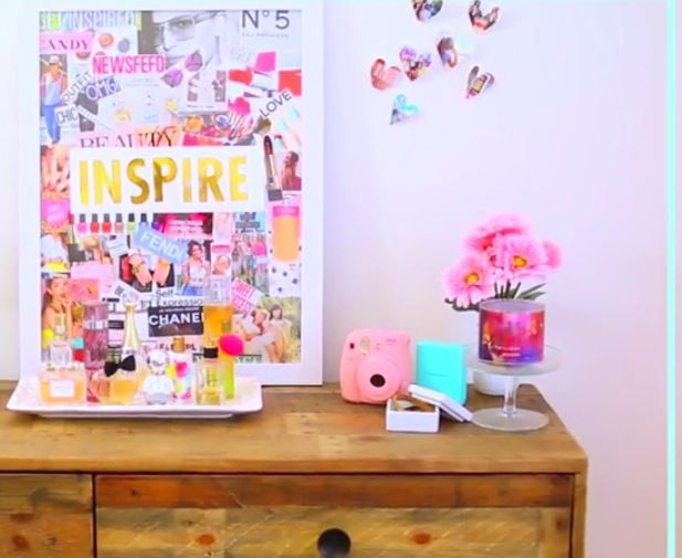 Alisha marie 39 s inspiration board diy tumblr room decor for Diy room decorations youtube