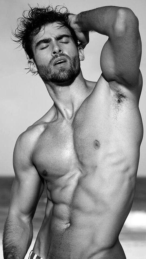 Handsome Naked Hunks