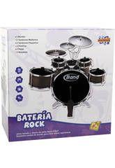 Batería 5 tambores y platillos