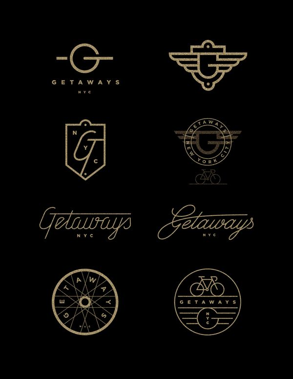 Getaways   #corporate #branding #creative #logo #personalized #identity #design #corporatedesign < repinned by www.BlickeDeeler.de   Have a look on www.LogoGestaltung-Hamburg.de
