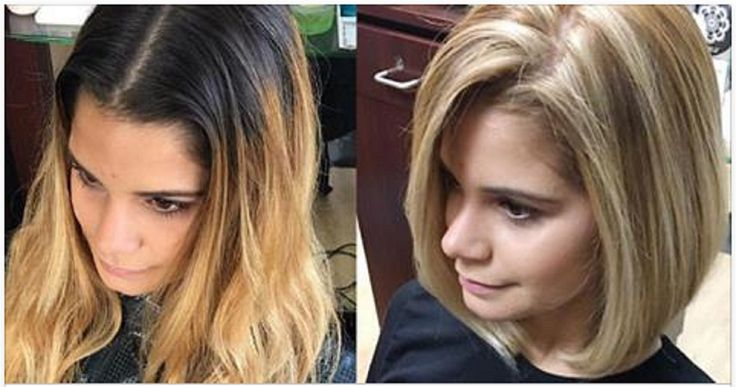 18 káprázatos átalakulás, ugye milyen sokat jelent az új frizura!