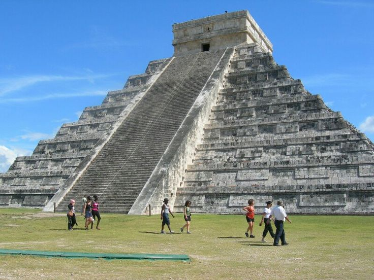 Chichén  Itza, Messico