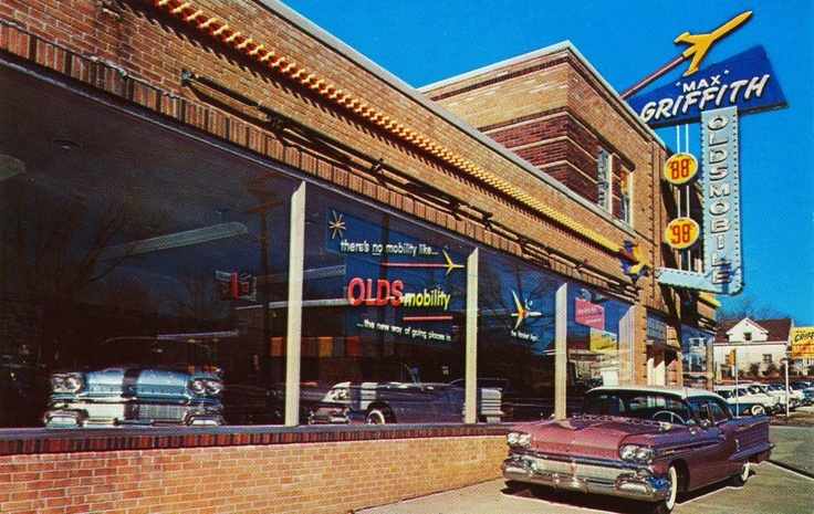 Tulsa Car Dealerships >> 226 best images about Old car Dealerships on Pinterest | Plymouth, Used car lots and Used cars