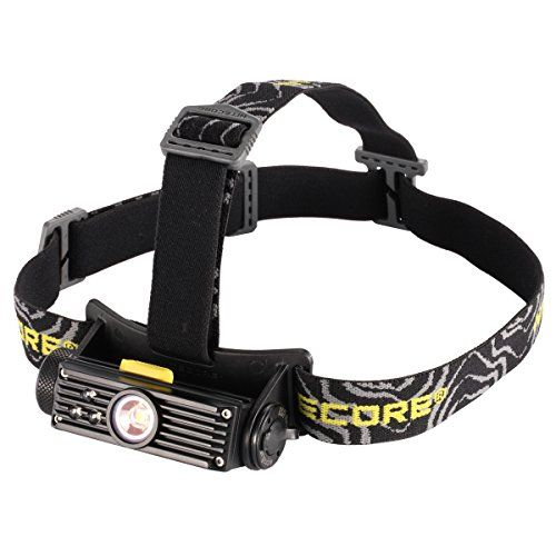 Nitecore HC90 Rechargeable XML2 LED Headlamp 900Lumens -- You can find more details by visiting the image link.(This is an Amazon affiliate link and I receive a commission for the sales)