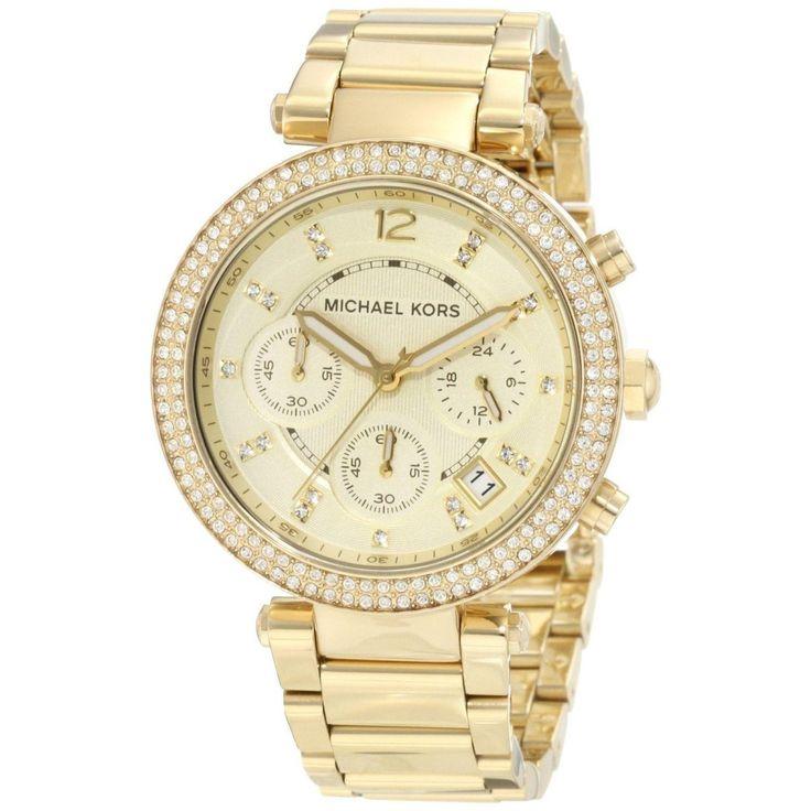 Montre chronographe mk5354 Michael Kors prix promo Montre Femme La Redoute 239.99 €
