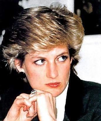 March 5 1987 Diana, Patron, British Lung Foundation,  visits the Kentish Town Health Centre, London  for National No Smoking Day