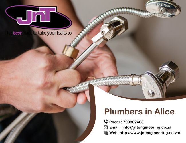http://bit.ly/2iCjJEQ For a residential or Commercial #Plumbing services in Alice, call the dependable JNT Plumbing #Solutions.