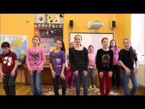 Ramsese - rytmické říkadlo s pohybem - YouTube