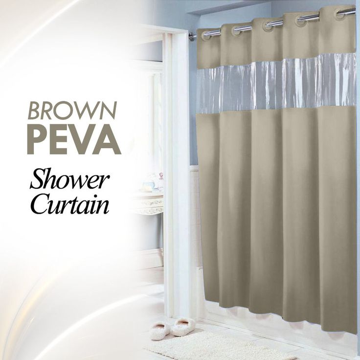 1000 Ideas About Hookless Shower Curtain On Pinterest Shower Curtains Fabric Shower Curtains