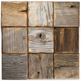 E&S Tile is the most incredible wood tile in the world. Our tiles are like nothing else - able to add instant beauty and dimension to any space along with a compelling story about the heritage of each