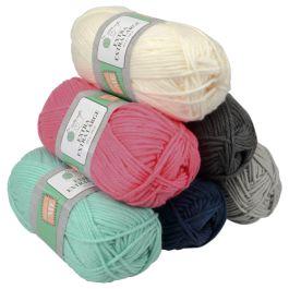 fil à tricoter acrylique xxl 425g div.cl - 100 derniers articles  - Action France