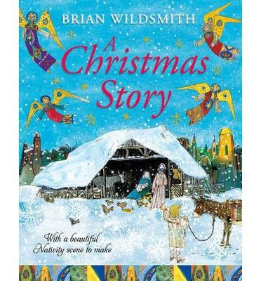 A Christmas Story by Brian Wildsmith.  The story of the Nativity is made truly magical in the masterful hands of the acclaimed author, Brian Wildsmith. This beautifully illustrated book, which has been in print since 1989, is a delight to share at Christmas time and it comes with a lovely crib scene to make.