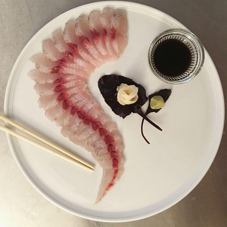 Sashimi - King mackerel