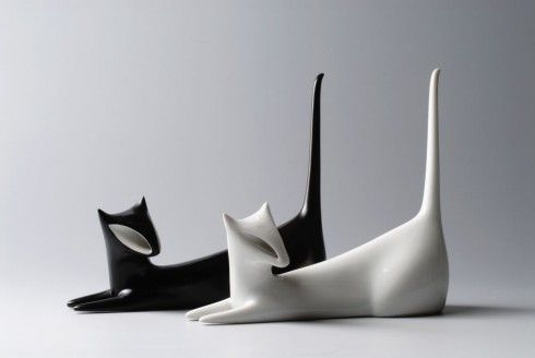 Jaroslav Ježek | Royal Dux | bruselský styl | ceramic & porcelain ...