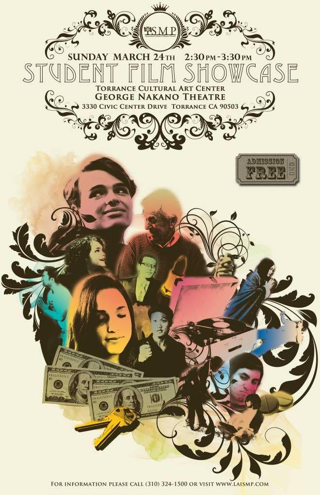 ISMP Film Showcase #13 Poster