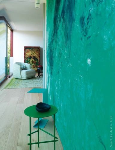 111 Best Green Interiors Images On Pinterest For The