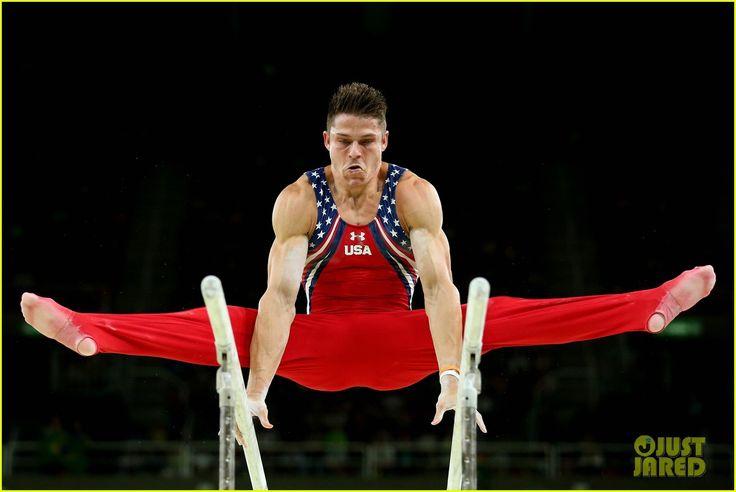 U.S. Men's Gymnastics Places Fifth in Rio Olympics 2016 Team Final ...