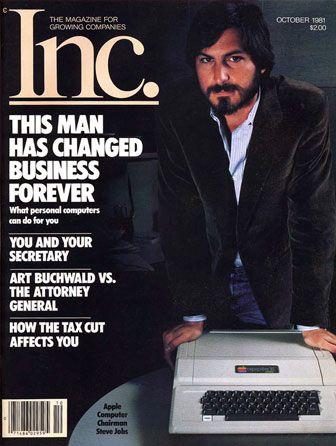 Why Steve Jobs Matters   Inc.com