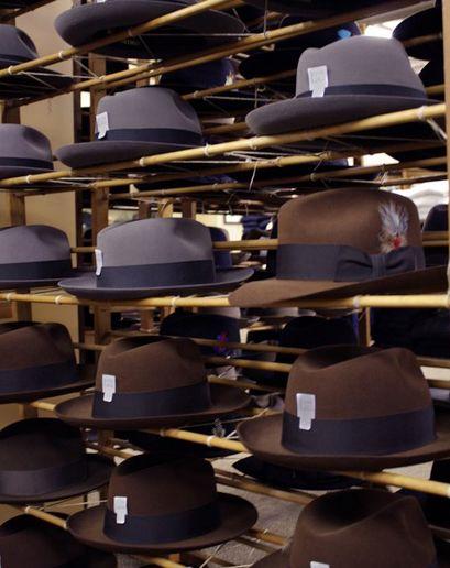 Mad hatter hat shop new orleans