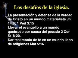 CRISTIANOS EN EL MUNDO: Los dones y los Ministerios Espirituales