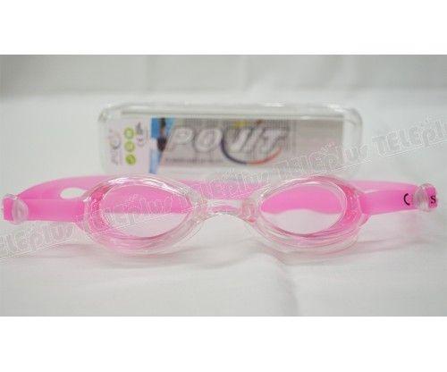 Povit Çocuk Yüzücü Gözlüğü Pembe 2540 - Silikon gözlük bandı,  %100 UV korumalı camlar ve anti fog özelliği ile buğulanmayı önleyen yüzücü gözlükleriyle spor yapmanın keyfine varın. - Price : TL17.00. Buy now at http://www.teleplus.com.tr/index.php/povit-cocuk-yuzucu-gozlugu-pembe-2540.html