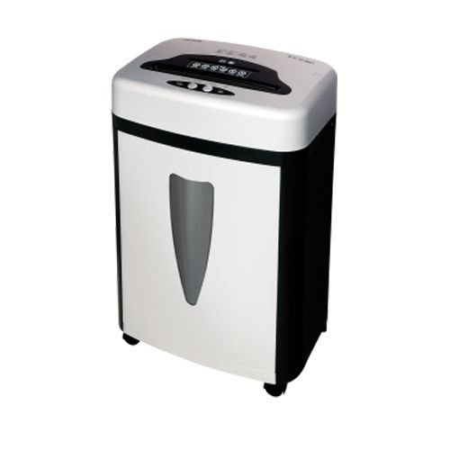 A mechanical device that is used to cut paper into chad which can be either strips or fine particles, Paper Shredder are ideal for businesses who seek out security, privacy and confidentiality for their documents.