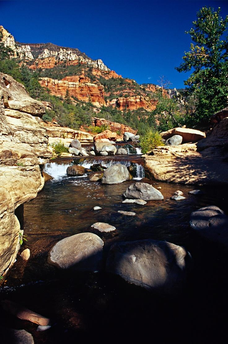 42 best images about oak creek water ways on pinterest for Cabins in oak creek canyon