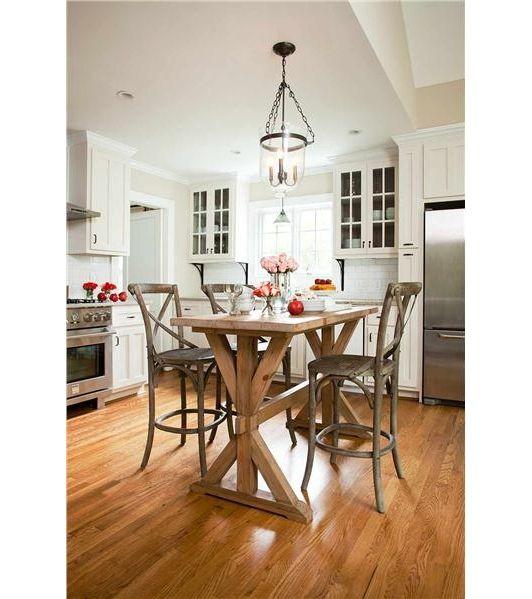 Cozy transitional kitchen home and garden design ideas creative kitchens pinterest Transitional home decor pinterest