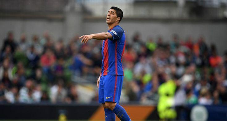 Berita Bola: Suarez: Barcelona vs Liverpool Lebih Pantas ada di Liga Champions -  http://www.football5star.com/liga-champions/berita-bola-suarez-barcelona-vs-liverpool-lebih-pantas-ada-di-liga-champions/80925/