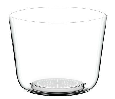 Tonic Ice Bowl LED Luminous ice bucket Transparent by Italesse - Design furniture and decoration with Made in Design