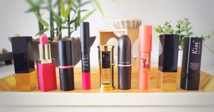 Collection rouges à lèvres header