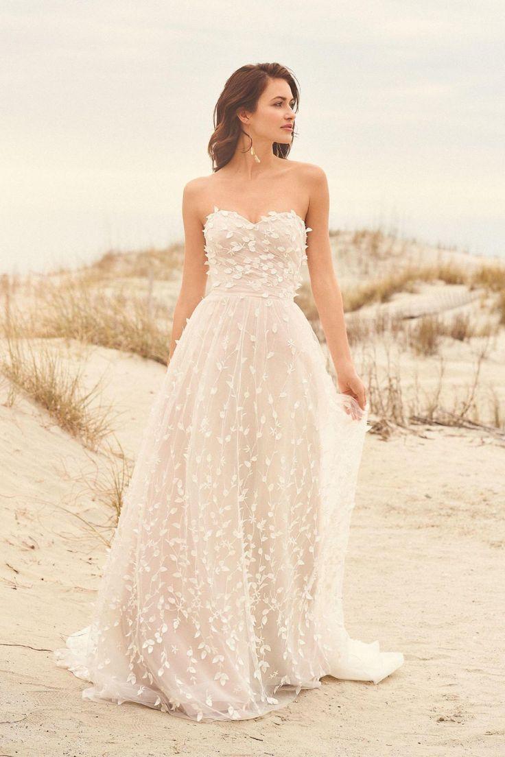 Pin auf Brautkleider Blush