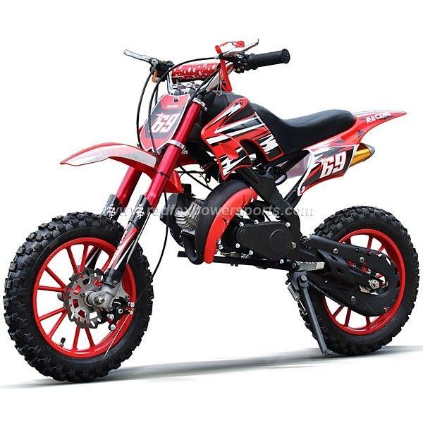 50cc Dirt Bike Fc50 Kids Dirt Bike With 10inch Aluminum Wheel
