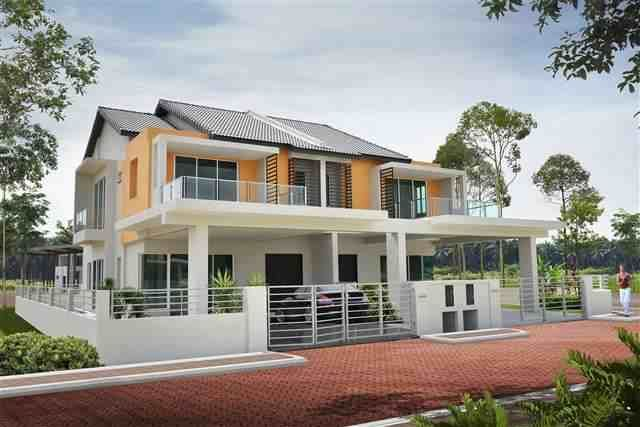 Pearl Residence (2-sty Semi-D)